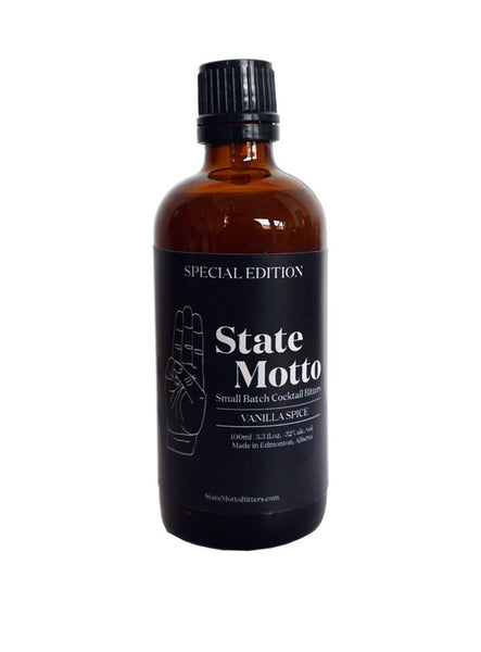 State Motto Wormwood Bitters