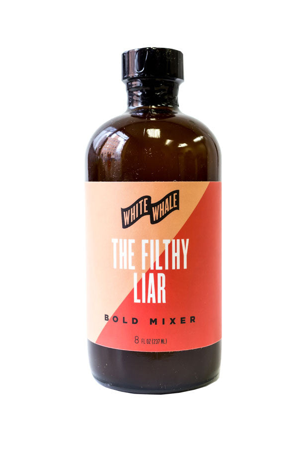 White Whale Cocktail Mixer  'The Filthy Liar'