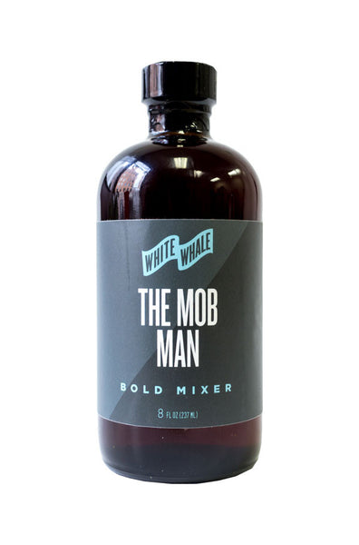 White Whale Cocktail Mixer 'The Mob Man'