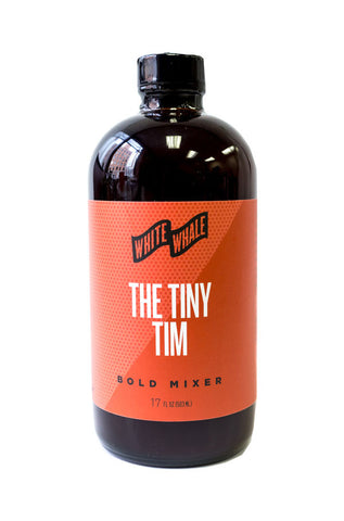 White Whale Cocktail Mixer 'Tiny Tim'