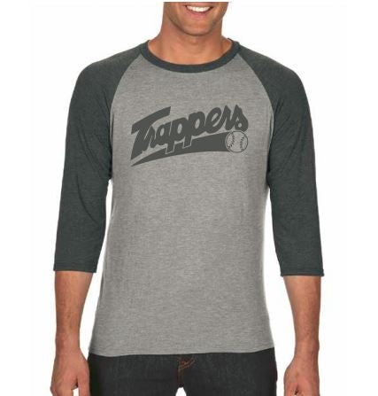 Ross Flats - Trappers Baseball Tee's