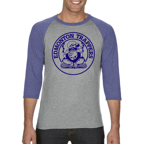 Ross Flats - Trappers Baseball Tee