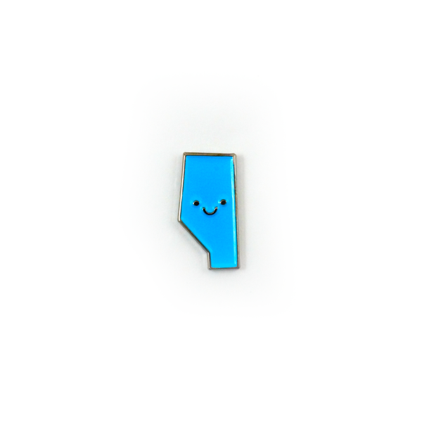 Alberta Pin Co. - Lil' Berta Smile