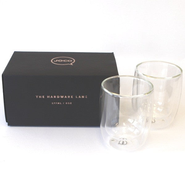 Joco Hardware Lane Glassware Set