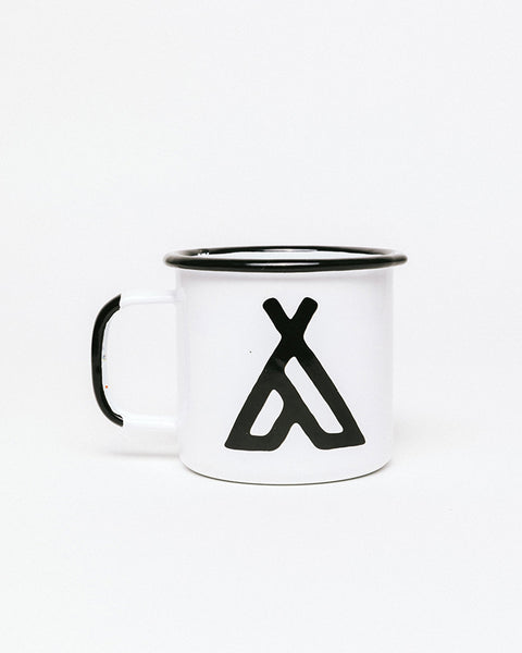 Camp Enamel Mugs