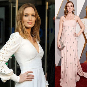 CELEBRITY STYLE : EMILY BLUNT