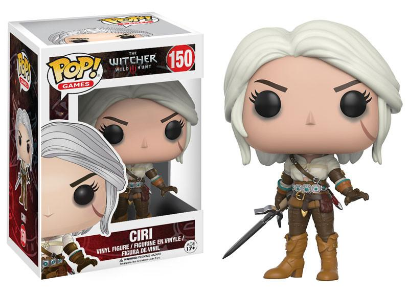 POP! GAMES: THE WITCHER - CIRI