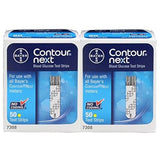 Bayer Ascensia Contour Next 100 Count - Affordable OTC