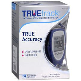 True Track Glucose Meter - Affordable OTC