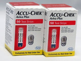 Accu Chek Aviva Plus 100 Count - Affordable OTC