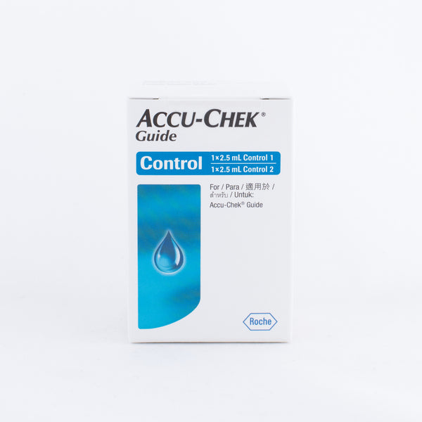 Accu-Chek Guide Control Solution - Affordable OTC