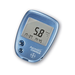 Bayer Ascensia Breeze Glucose Meter - Affordable OTC