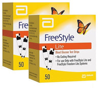 Freestyle Lite 100 Count - Affordable OTC