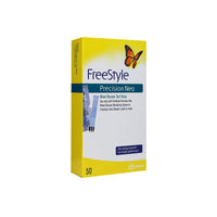 Freestyle Precision Neo Test Strips - 50 ct - Affordable OTC