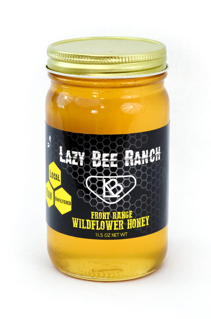 Colorado Wildflower Honey 11.5oz