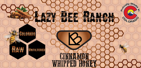 Cinnamon Whipped Honey 11.5oz