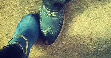 Shoes of the Day - Guest Blogger Otaymah