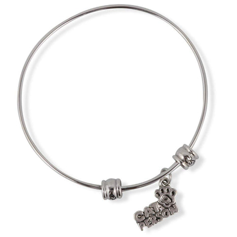 Cat Person Fancy Bangle