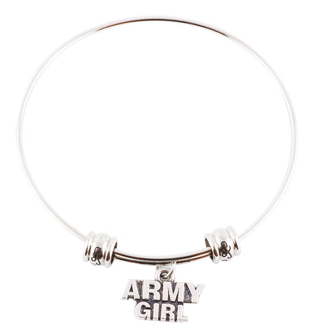 Army Girl Fancy Bangle