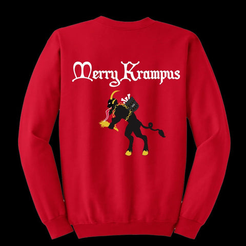 Krampus Christmas Sweater - Creature Craft Co.