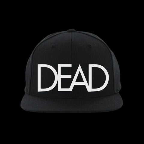 Dead couture dope snapback hat - creature craft co
