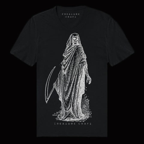fear the reaper shirt mens - creature craft co