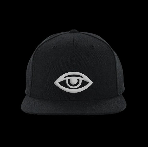 eye of lucifer snapback hat - creature craft co