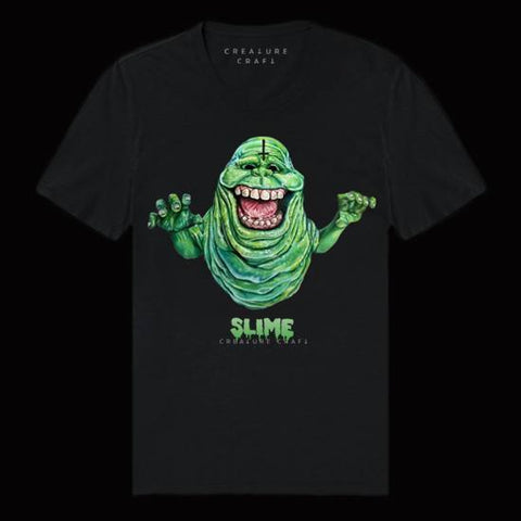 satanic slimer shirt - creature craft co