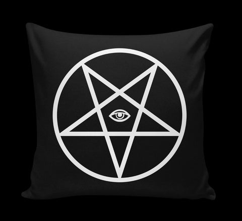 pentagram pillow - creature craft co