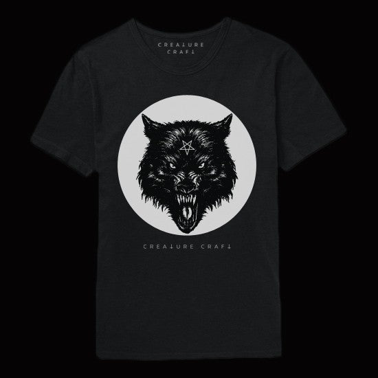 werewolf mens shirt - creature craft co