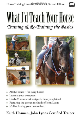 Horse training Books - What I'd teach your horse