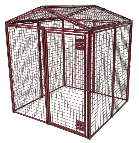 Outdoor Pet Enclosures for Cats Protective catio