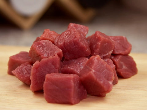 Raw diet for dogs and salmonella