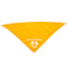 Animal Hearted Logo Bandana Yellow