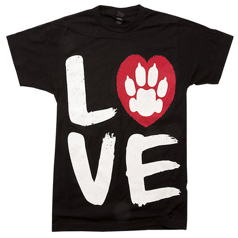 Animal Hearted LOVE Unisex Tee