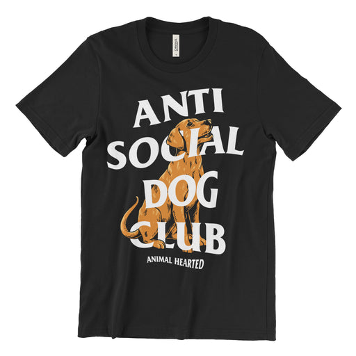 Anti Social Dog Club Shirt