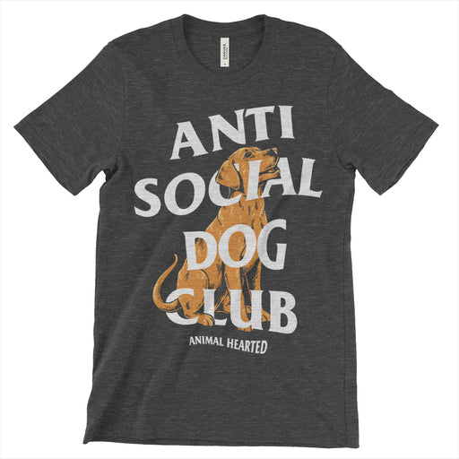 Anti Social Dog Club T-Shirt