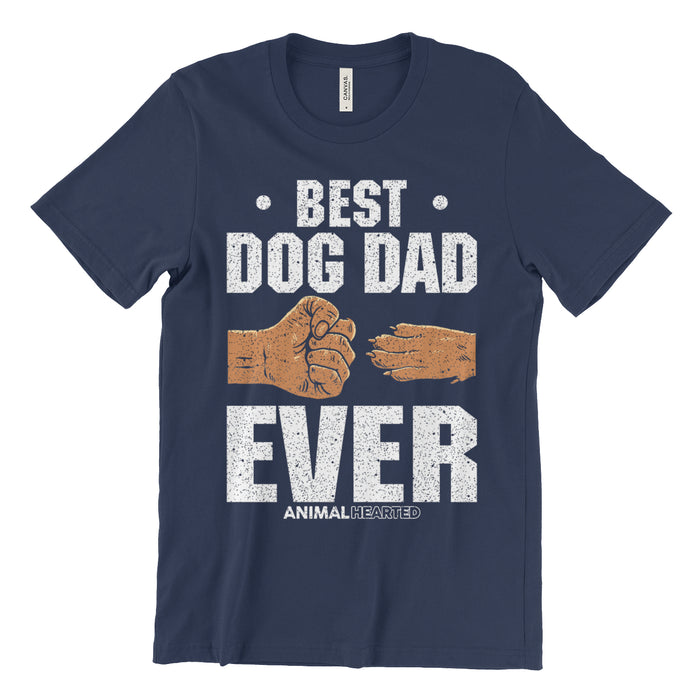 Best Dog Dad Ever T Shirt
