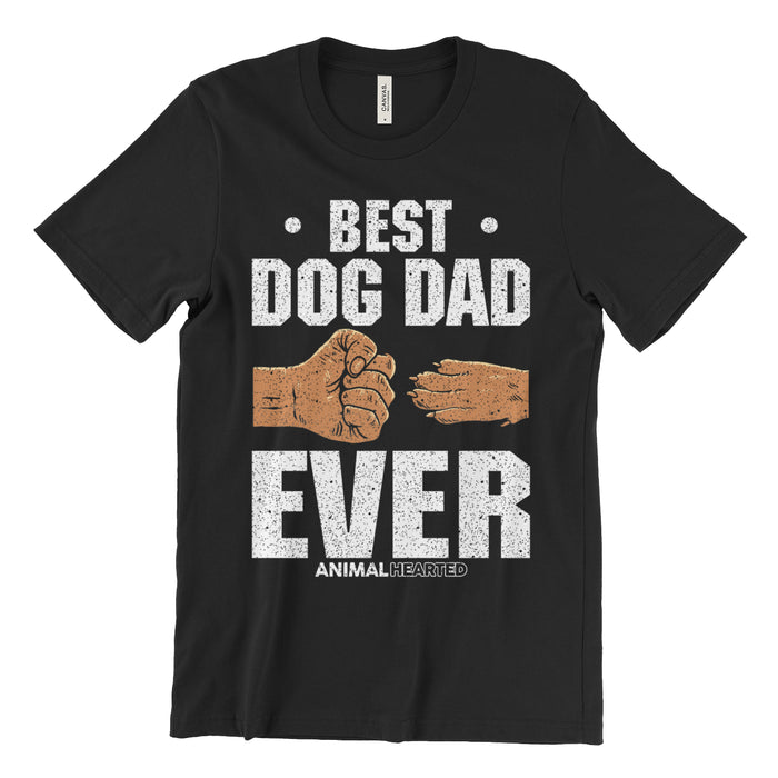 Best Dog Dad Ever Shirt