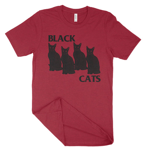 black flag cats shirt