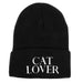 Black Cat Lover Beanie/Hat