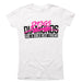 Dogs Diamonds Are A Girls Best Friend Tee White