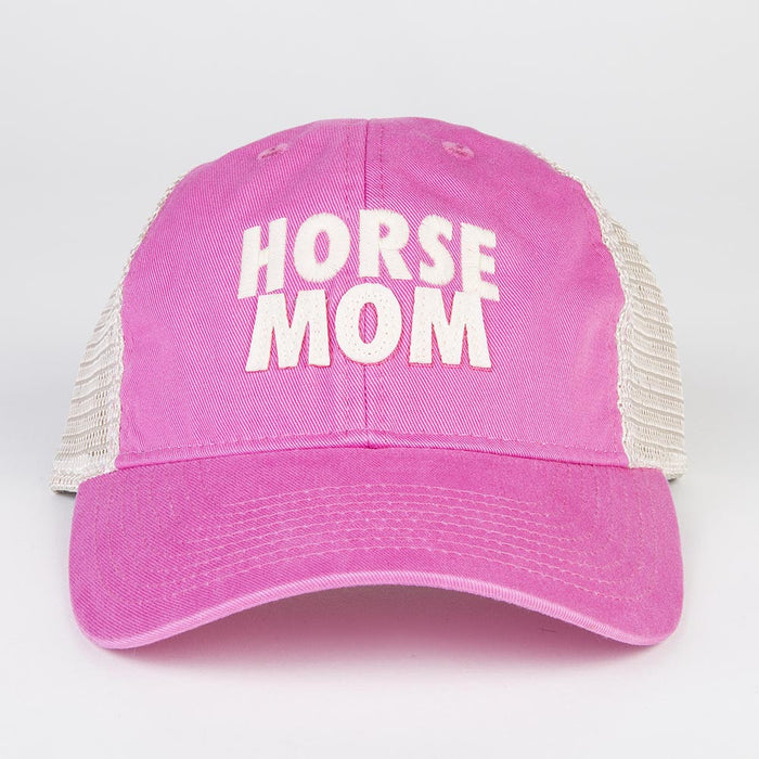 horse mom hat