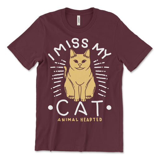 I Miss My Cat Shirt