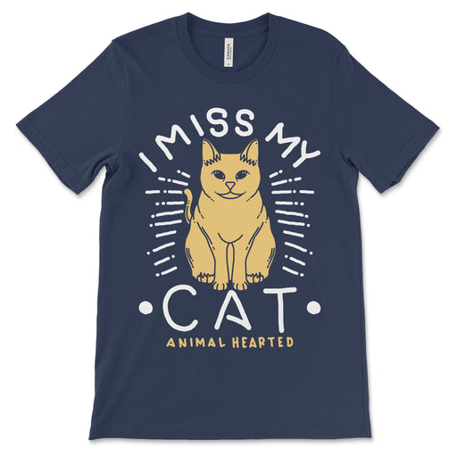 I Miss My Cat T Shirt