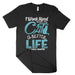 I Work Hard To Give My Cat A Better Life T-Shirt
