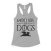 GOT mother of dogs womens tank