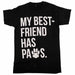 My-Best-Friend-Has-Paws-Unisex-Tee-Black-New