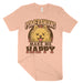 Pomeranians Make Me Happy Shirt