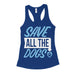 Save All The Dogs Womens Dog Rescue Tank Top